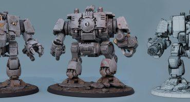 art spotlight warhammer 40k space wolf