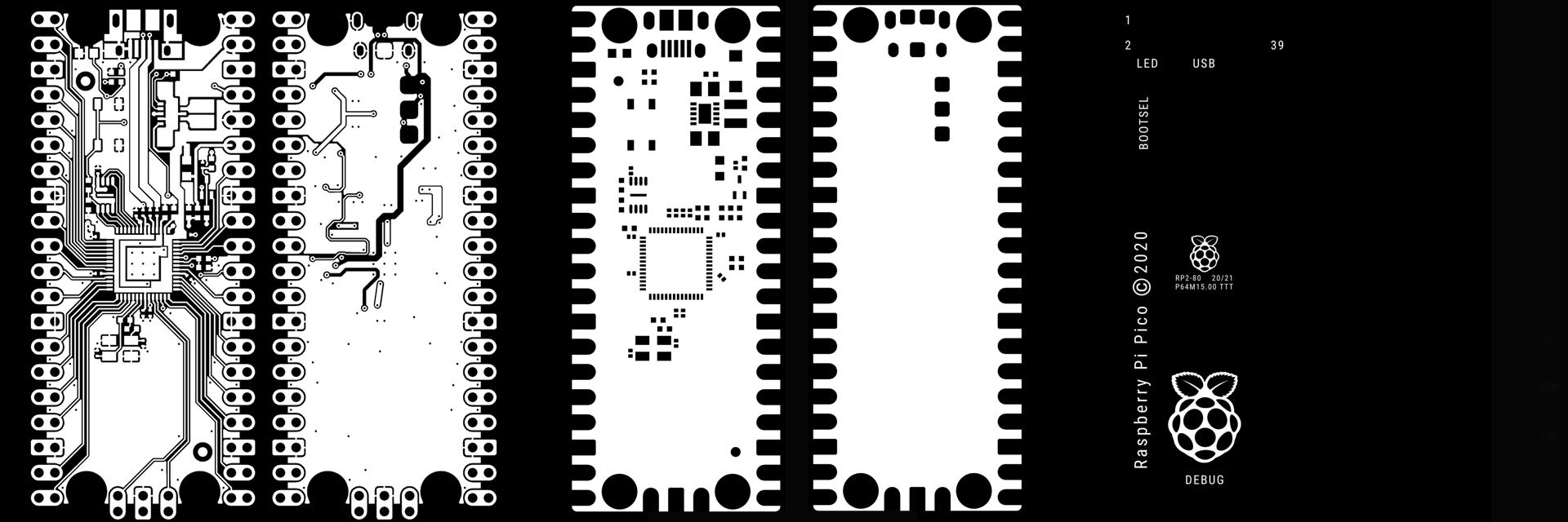 raspberry pi pico schematics