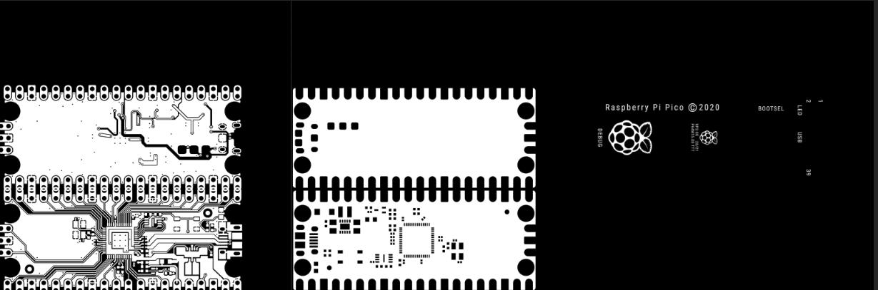 raspberry pi pico texturing