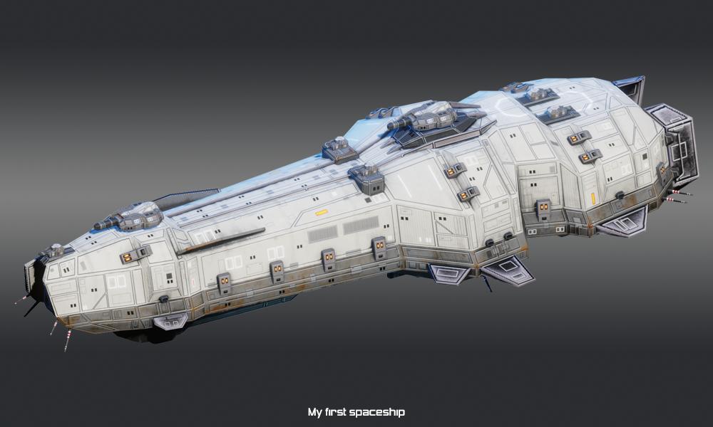 msgdi first spaceship image