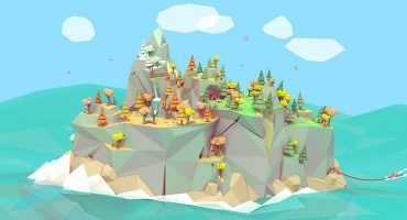 the wandering island header image