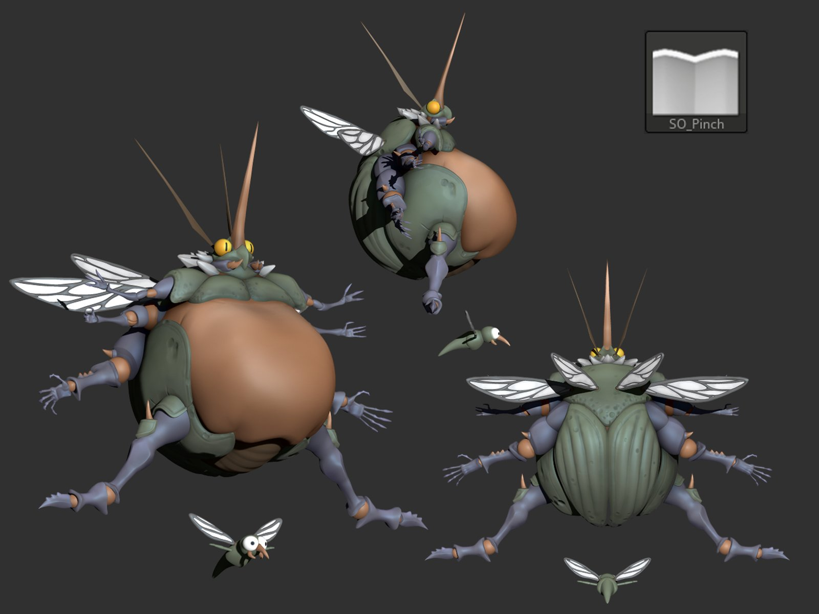 big buggus polypaint image