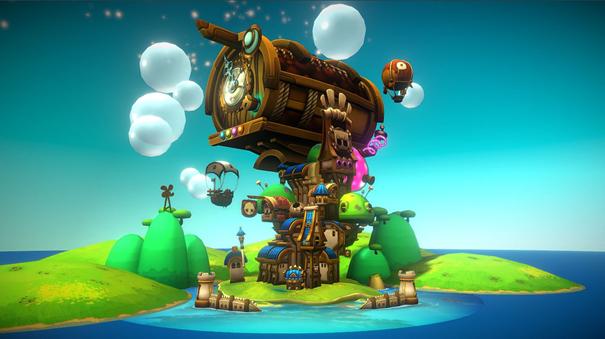 ntamak island final render image