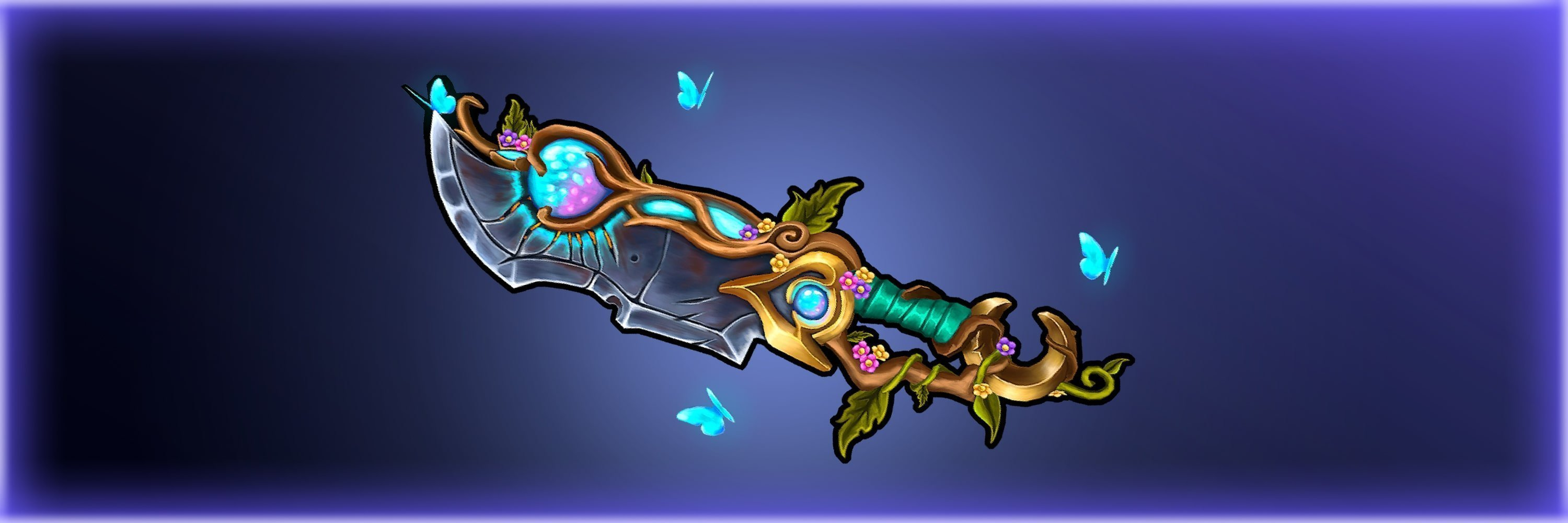 order of the forest weapon header image