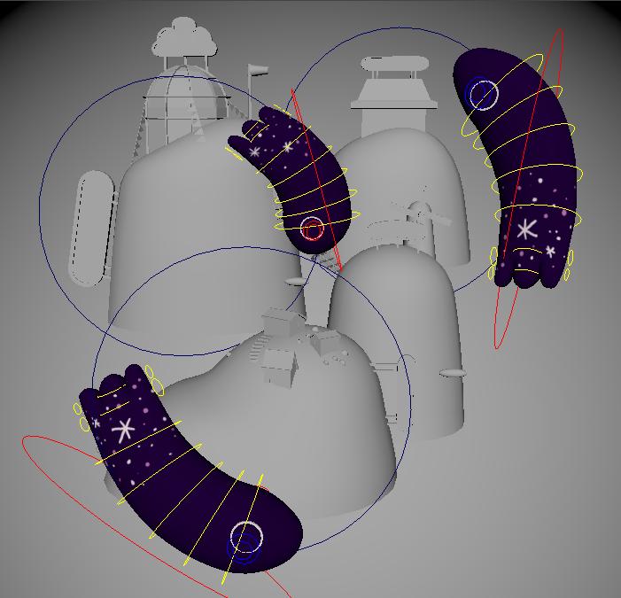 cloud station animation image