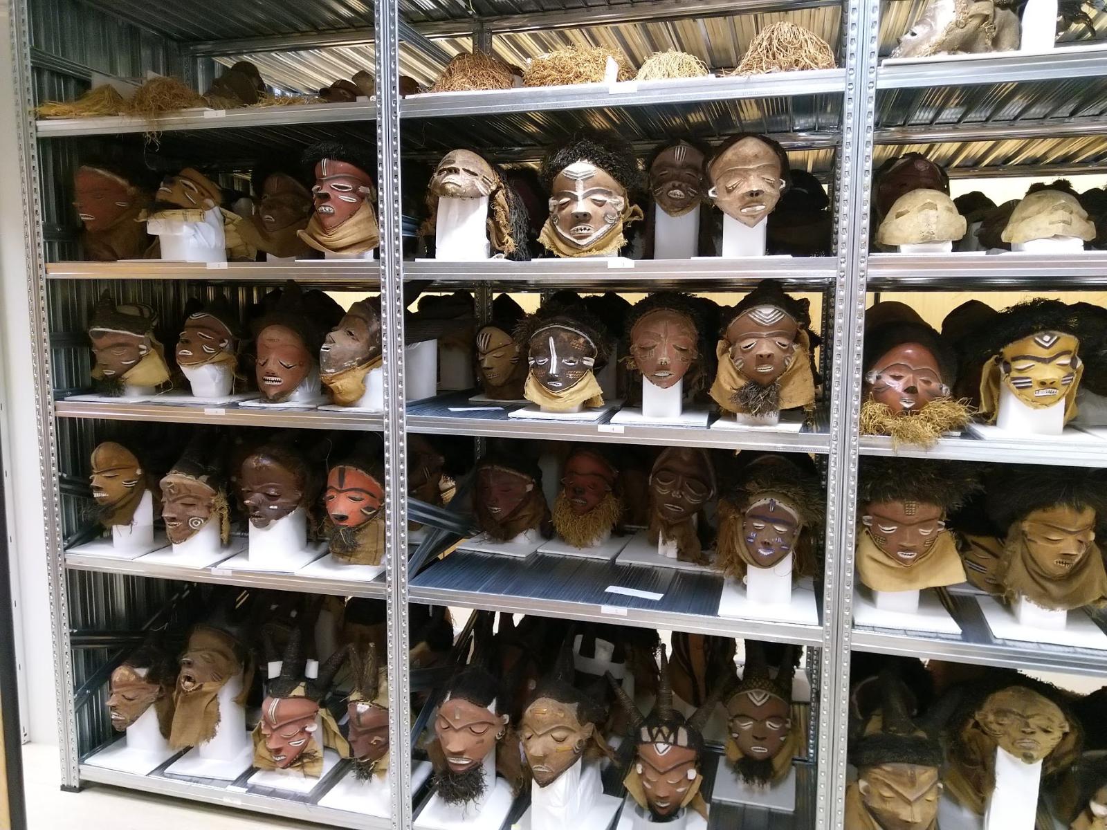 africamuseum pende masks image