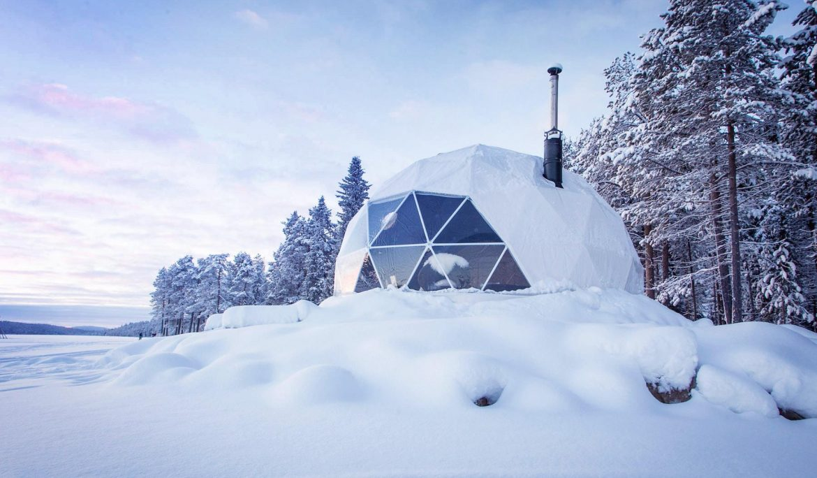 Case Study: 3D Configurator for Tents, F. Domes