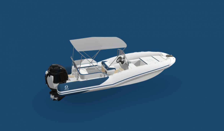 Case Study: 3D Configurator for Boats, Zodiac