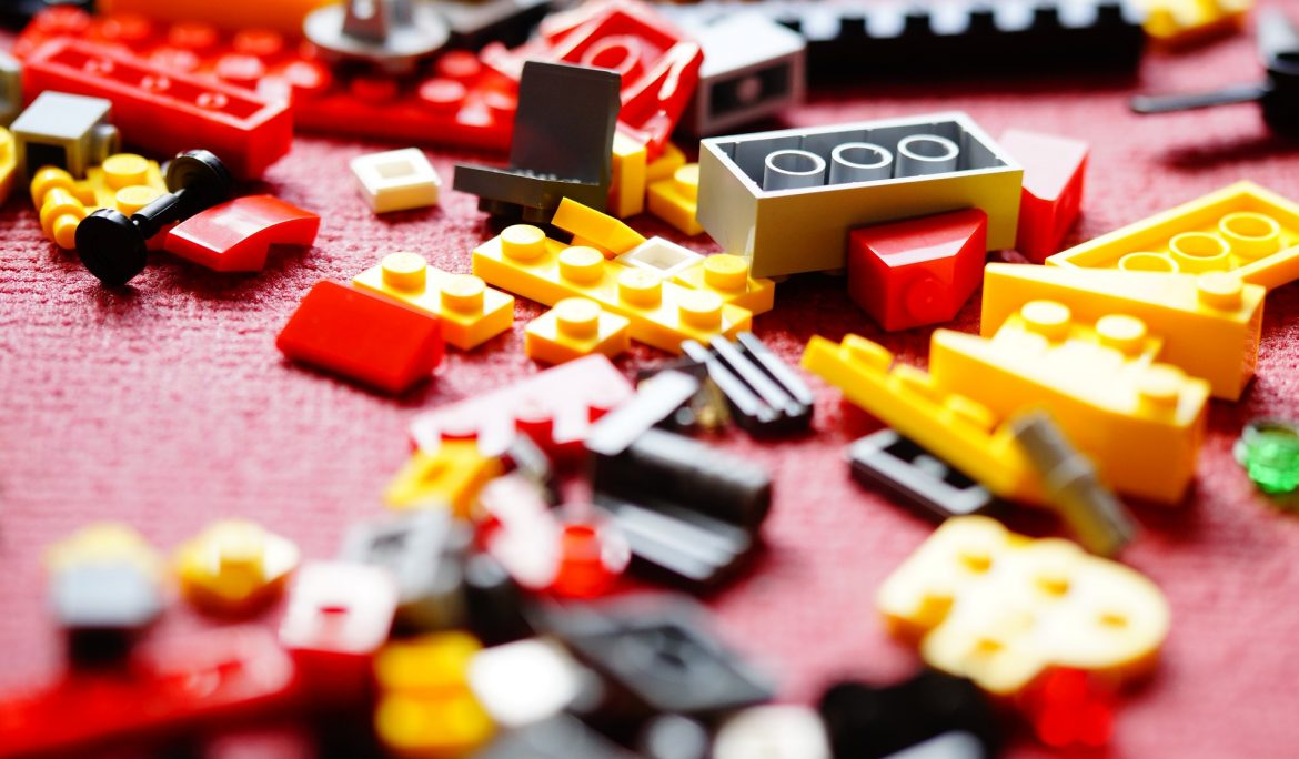Case Study: 3D Advertising for Toys, LEGO