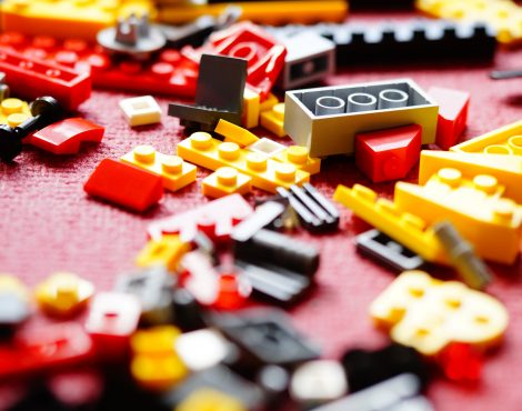 LEGO | Case Study: 3D Advertising for Toys