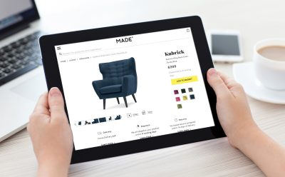 MADE.COM | Case Study: 3D Viewer for Ecommerce