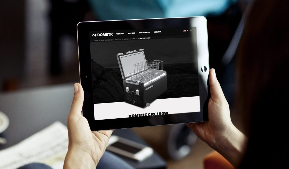 How to Create Engagement with 3D Interactive Product Descriptions