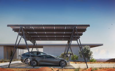 Brooklyn Solar Canopy | 3D Configurator