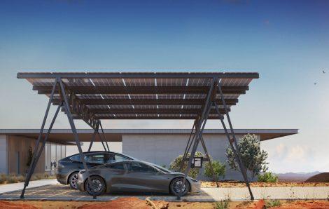 Brooklyn Solar Canopy   3D Configurator