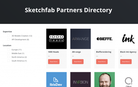 Introducing The Sketchfab Partner Program