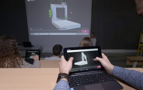 Tactileo Creates Immersive and Engaging e-Learning Modules  with 3D Models