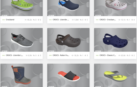 How 3D Enables End-to-End Digital Workflows for Footwear Brands