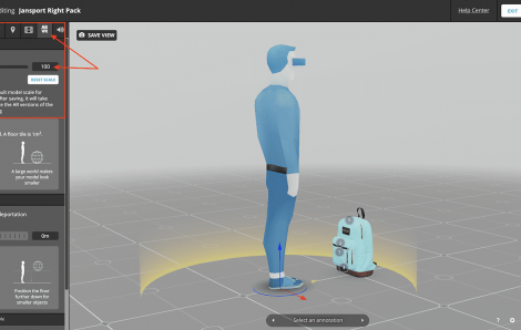 Embedding a 3D Model with AR Activated: Best Practices