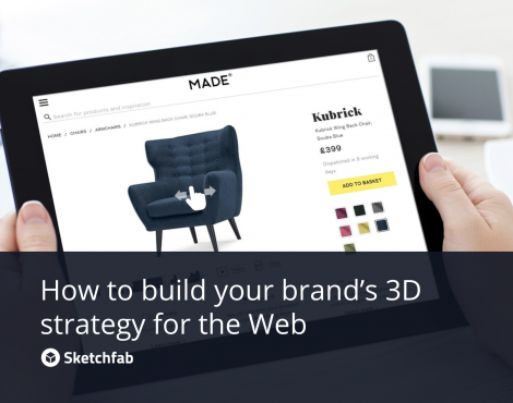 Webinar: How to Build Your Brand's 3D Strategy for the Web?